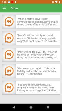 Mom Quotes screenshot 2