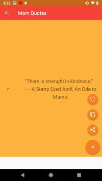 Mom Quotes screenshot 4