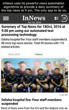 InNews : Smart News For You apk screenshot