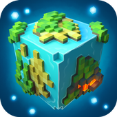 Planet of Cubes icon