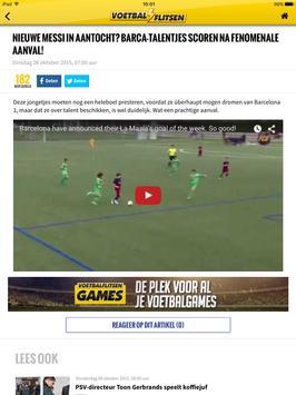 Voetbalflitsen screenshot 12
