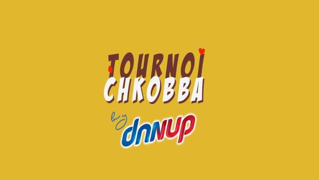 Tournoi Chkobba by Danup poster