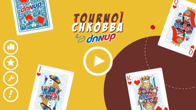 Tournoi Chkobba by Danup screenshot 1