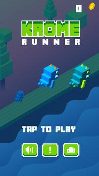 Krome Runner poster