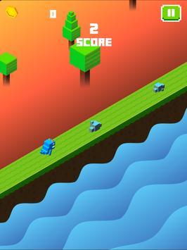 Krome Runner apk screenshot