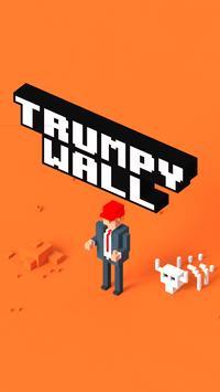 Trumpy Wall poster