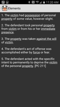 California Crime Finder Pro screenshot 4