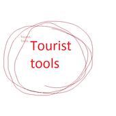 tourist tools icon