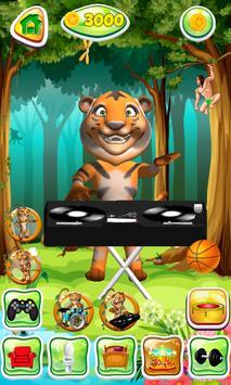 Talking Tiger screenshot 4