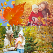 Autumn Photo Collage icon