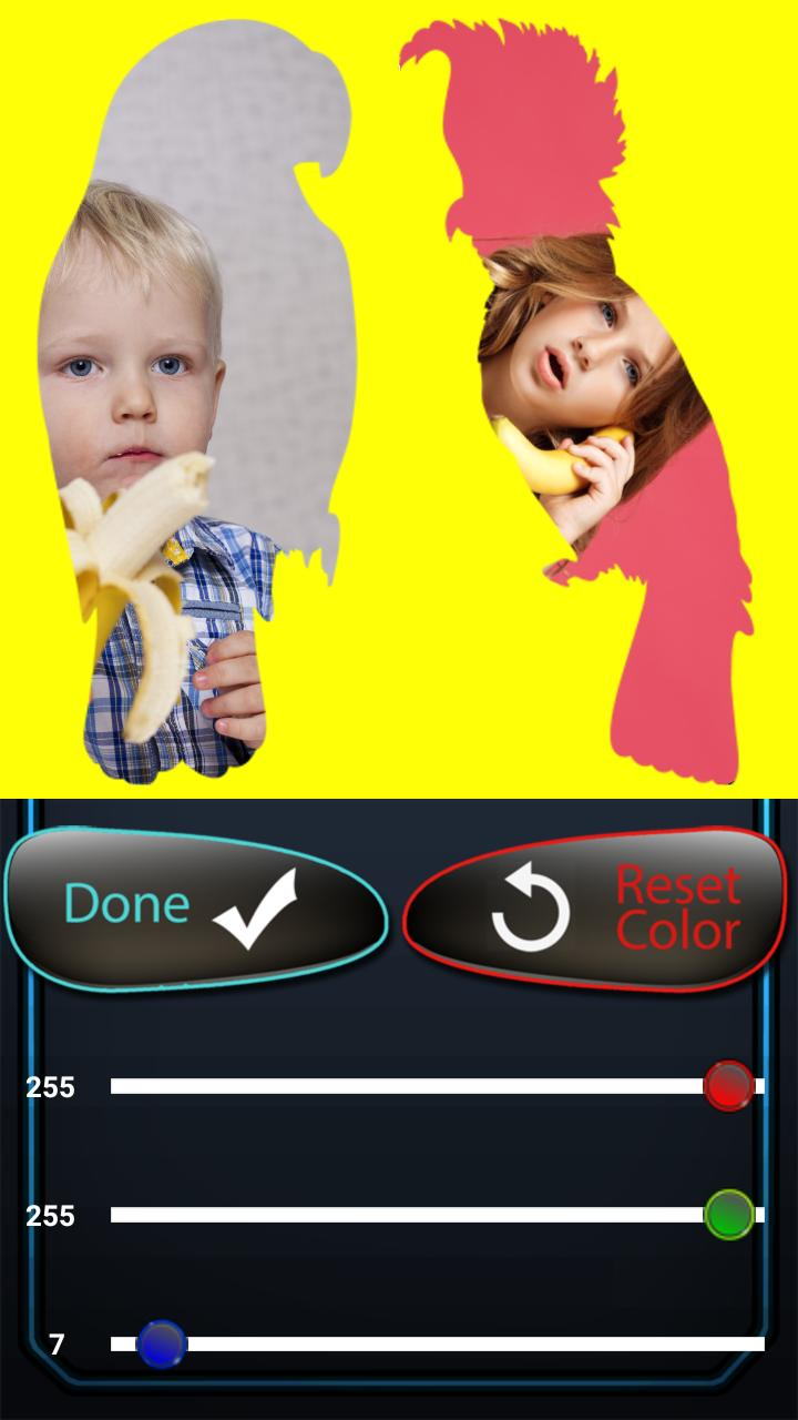 Banana Photo Collage For Android Apk Download