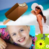 Summer Photo Collage icon