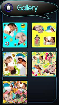 Summer Photo Collage screenshot 15