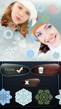 Snowflake Photo Collage screenshot 13