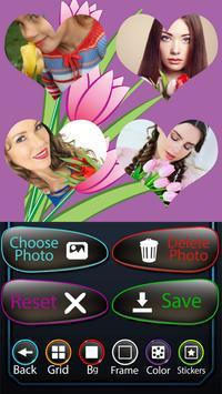 Tulip Photo Collage screenshot 9