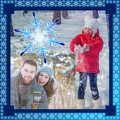 Winter Photo Collage icon
