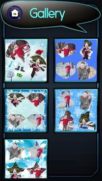Winter Photo Collage screenshot 15