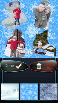 Winter Photo Collage screenshot 2
