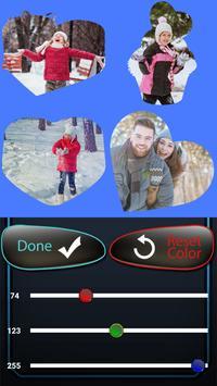 Winter Photo Collage screenshot 4