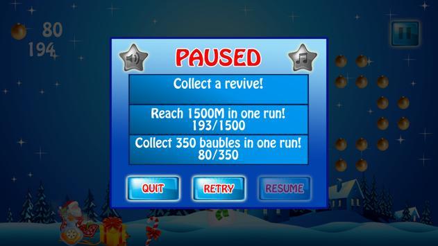 Christmas Santa Flight apk screenshot