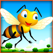 Brave Bee Flight icon