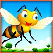 Brave Bee Flight icon