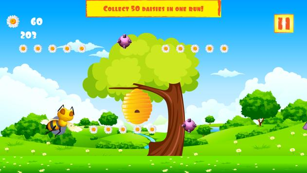 Brave Bee Flight apk screenshot