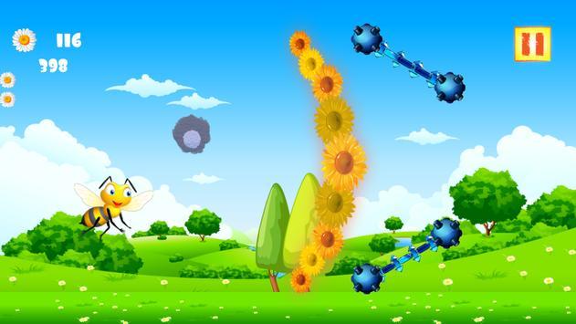 Brave Bee Flight screenshot 13