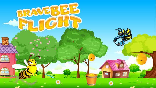 Brave Bee Flight screenshot 8