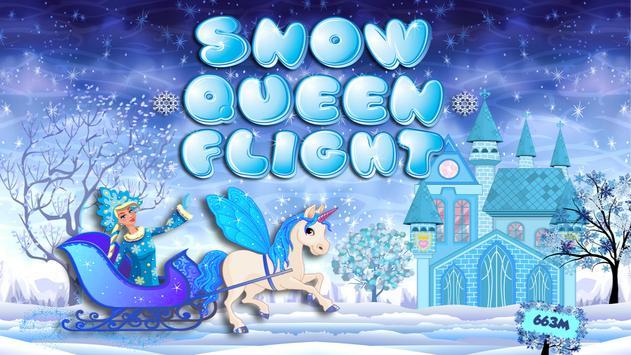 Snow Queen Flight poster