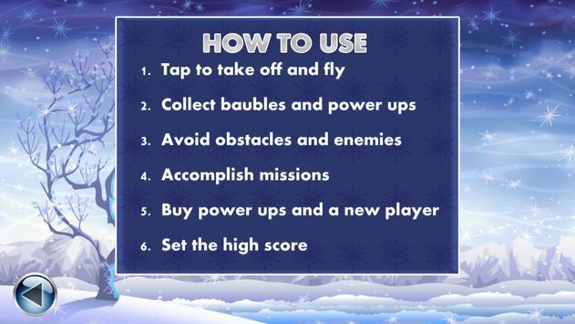 Snow Queen Flight apk screenshot