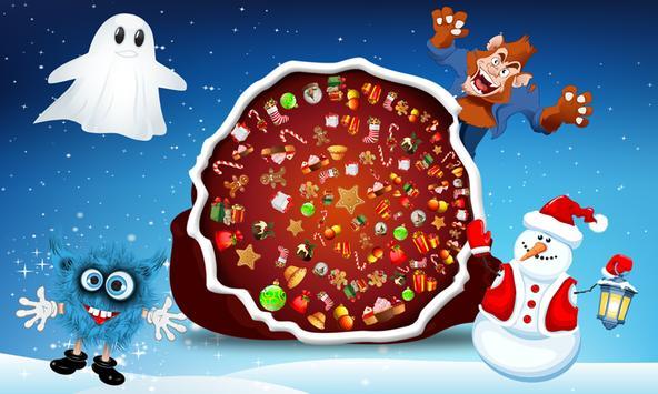 Save Christmas poster