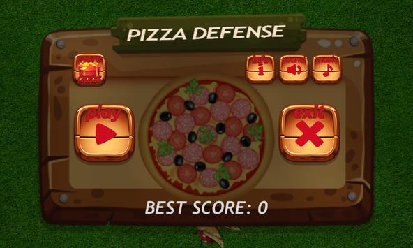 Pizza Defense apk screenshot