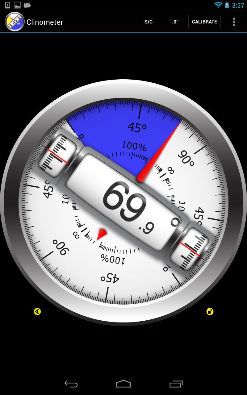 Clinometer for Android - APK Download