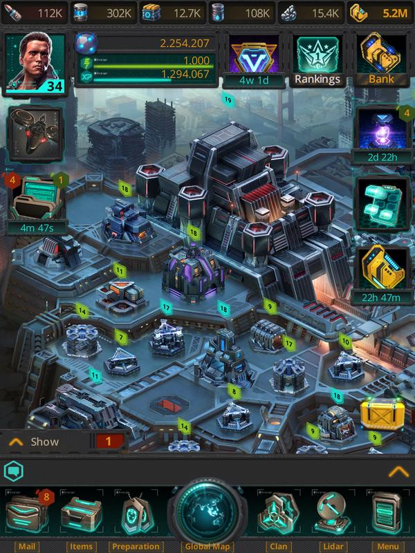 Terminator Genisys Future War Apk Download Free Strategy Game For