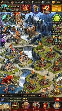 Schermata apk Vikings: War of Clans
