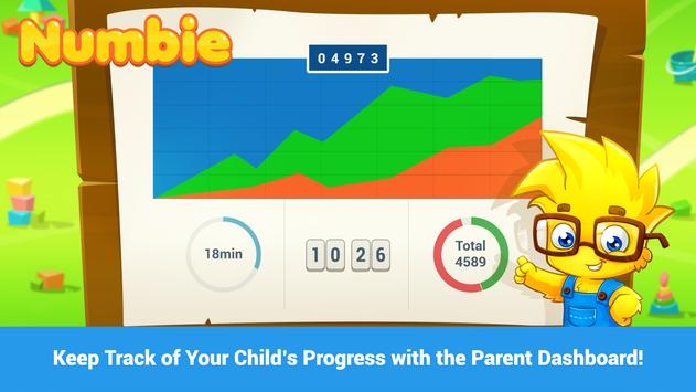 Math for Kindergarten. Numbie screenshot 13