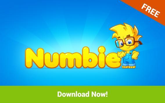 Numbie: Addition & Subtraction screenshot 16