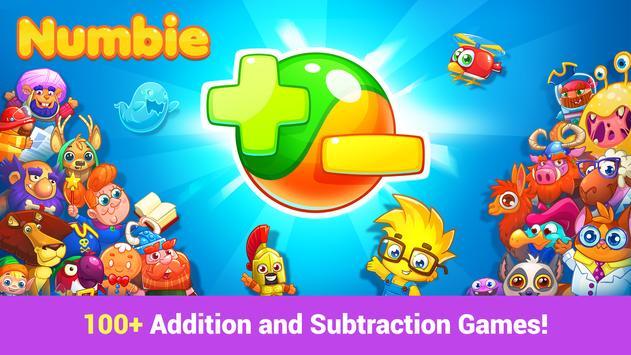 Numbie: Addition & Subtraction screenshot 7