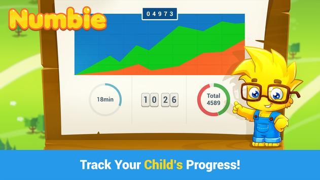 Numbie: Addition & Subtraction screenshot 10