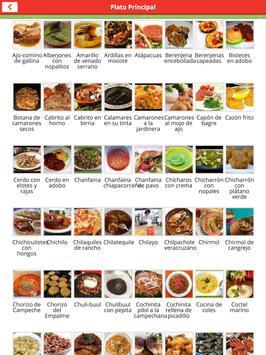 Recetas de la Cocina Mexicana screenshot 4