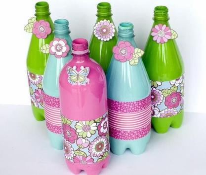 DIY Plastic Bottle Craft Ideas Apk Screenshot