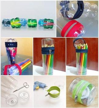 DIY Plastic Bottle Craft Ideas Apk Screenshot