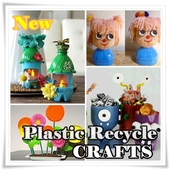 Plastic Recycle Crafts icon
