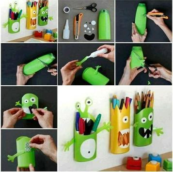 Plastic Recycle Crafts apk screenshot