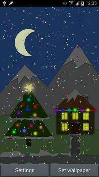 Paper Christmas Live apk screenshot