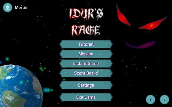 Idur's Rage - lines&rings FREE screenshot 3