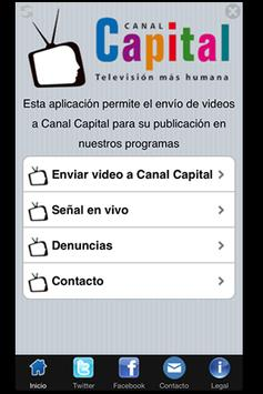 Canal Capital poster