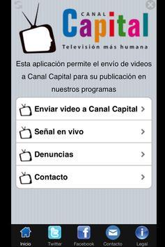 Canal Capital apk screenshot
