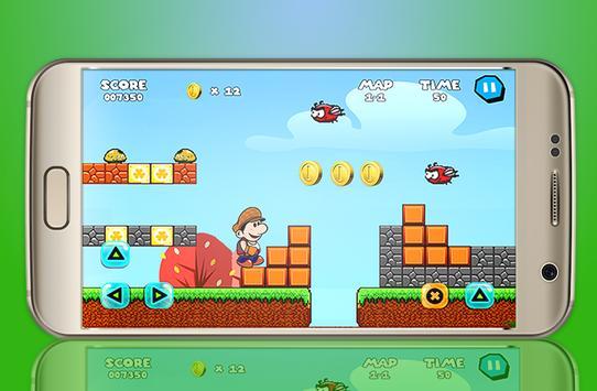 Super Adventure World Of Mario apk screenshot